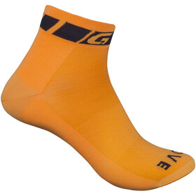GripGrab Classic Low Cut Socken orange